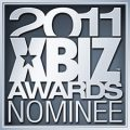 XBIZ Awards Nominee - 2011