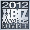 XBIZ Awards Nominee - 2012