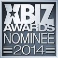 XBIZ Awards Nominee - 2014