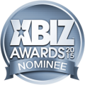 XBIZ Awards Nominee - 2015